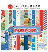 Passport 6x6 Paper Pad - Carta Bella