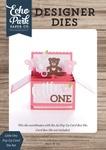Little One Pop Up Card Die Set - Echo Park - PRE ORDER