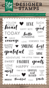 Loving Expressions Stamp - Echo Park