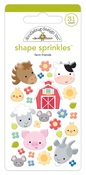 Farm Friends Sprinkles - Down On The Farm - Doodlebug