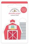 Red Barn Doodlepop - Down On The Farm - Doodlebug