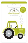 Trusty Tractor Doodlepop - Down On The Farm - Doodlebug