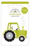 Trusty Tractor Doodlepop - Down On The Farm - Doodlebug