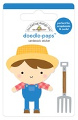 Farmer Joe Doodlepop - Down On The Farm - Doodlebug
