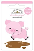Piggy Doodlepop - Down On The Farm - Doodlebug
