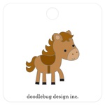 Horsey Collectible Pin - Doodlebug