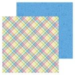Farmer Flannel Paper - Down On The Farm - Doodlebug - PRE ORDER