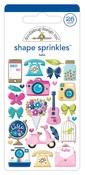 Hello Shape Sprinkles - Doodlebug
