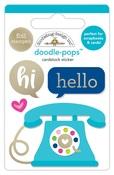 Hello There Doodlepop - Doodlebug - PRE ORDER