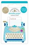 Just My Type Doodlepop - Doodlebug - PRE ORDER