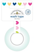 Lots Of Love Washi Tape - Doodlebug