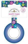 Garden Party Washi Tape - Doodlebug