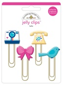 Hello Jelly Clips - Doodlebug