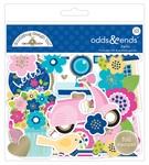 Hello Odd & End Pieces - Doodlebug