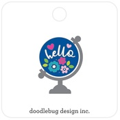 Hello World Collectible Pin - Doodlebug