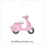 Beep Beep Collectible Pin - Doodlebug
