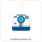 Smile Collectible Pin - Doodlebug