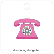 Hello Collectible Pin - Doodlebug