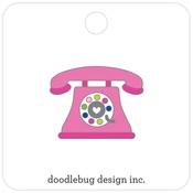Hello Collectible Pin - Doodlebug