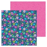Beautiful Blooms Paper - Hello - Doodlebug - PRE ORDER