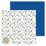 Garden Party Foil Paper - Hello - Doodlebug - PRE ORDER