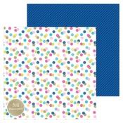 Garden Party Foil Paper - Hello - Doodlebug