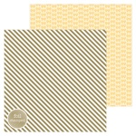 Good As Gold Foil Paper - Hello - Doodlebug