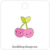Cheery Cherries Collectible Pin - Doodelbug