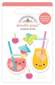 Fruit Punch Doodlepop - Doodlebug