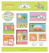 Summer Card Kit - Doodlebug