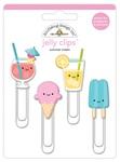 Summer Treats Jelly Clips - Doodlebug