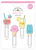 Summer Treats Jelly Clips - Doodlebug
