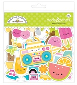 Sweet Summer Odds & Ends - Doodlebug