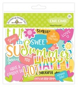 Sweet Summer Chit Chat - Doodlebug