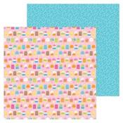 Sweet Summer Paper - Sweet Summer - Doodlebug - PRE ORDER
