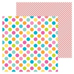 Beach Bag Paper - Sweet Summer - Doodlebug