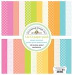 Sweet Summer Assortment Paper Pack - Doodlebug