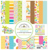 Sweet Summer Paper Pack - Doodlebug