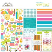Sweet Summer Essentials Kit - Doodlebug