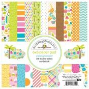 Sweet Summer 6 x 6 Paper Pad - Doodlebug - PRE ORDER