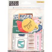 Here & There Ephemera - Crate Paper