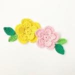 The Bright Side Crochet Flowers - Fancy Pants