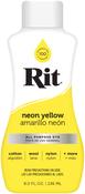 Neon Yellow - Rit Dye Liquid 8oz