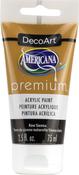 Raw Sienna - Americana Premium Acrylic Paint Tube 2.5oz