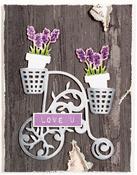 Lavender Trike - Spellbinders Shapeabilities Dies