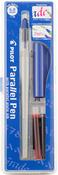 Black & Red Ink - Pilot Parallel Calligraphy Pen Set 6.0mm Nib