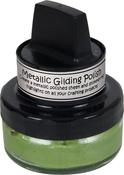 Citrus Green - Cosmic Shimmer Metallic Gilding Polish