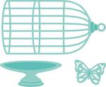 """Birdcage 1"""" To 3.75"""" - Kaisercraft Decorative Die"""