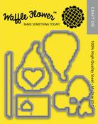 Stitched Love - Waffle Flower Die