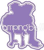 Tiny Townie-Huggy Friends - Stamping Bella Cut It Out Dies